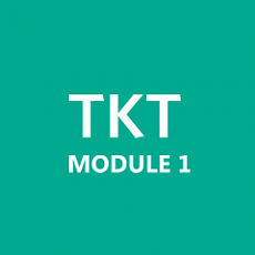 TKT: Module 1 - Language and background to language